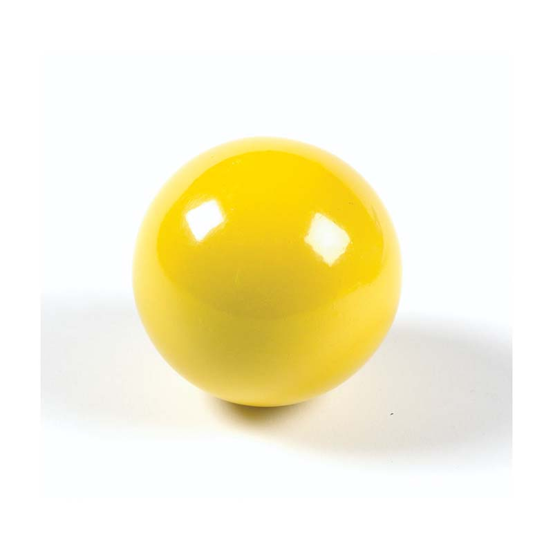 Indoor Bowling Drakes Pride Heavyweight Short Mat Bowls Jack White /& Yellow