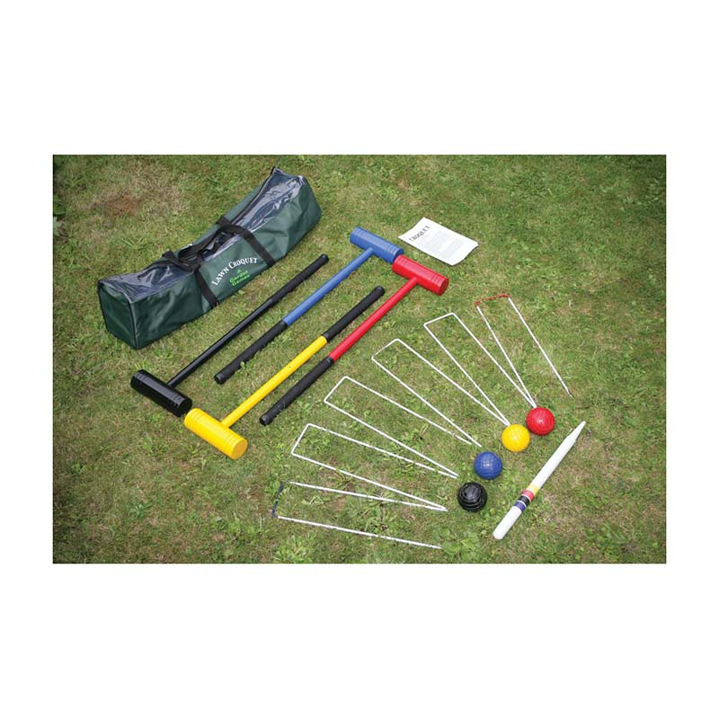 Lawn Croquet Set 130499 1