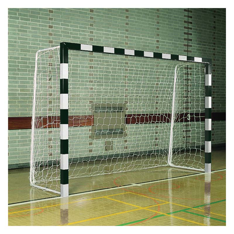 harrod steel handball goal post sp sports. Black Bedroom Furniture Sets. Home Design Ideas